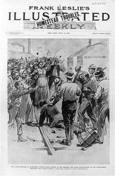 Notable Labor Strikes of the Gilded Age