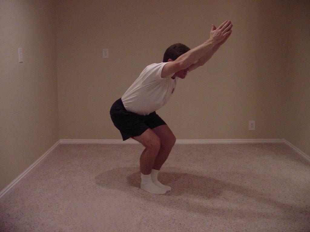 YogaPoses - Warm Up Poses